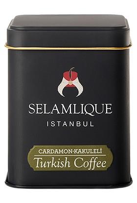 Selamlique Kakuleli Türk Kahvesi Sade 125 gr