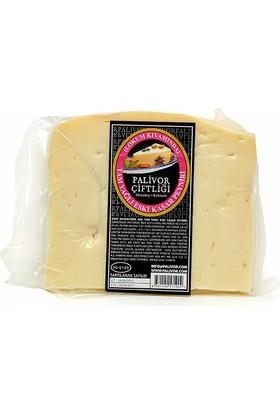 Palivor Çiftliği Lokum Kıvamında Tam Yağlı Eski Kaşar Peyniri 200 gr