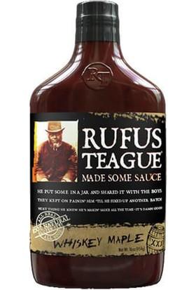 Rufus Teague Maple Barbekü Sos W 454 gr