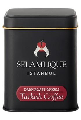 Selamlique Okkalı Türk Kahvesi Sade 125 gr
