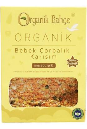 Organik Bahçe Bebek Çorbalık Karışımı 2 Adet x 300 gr