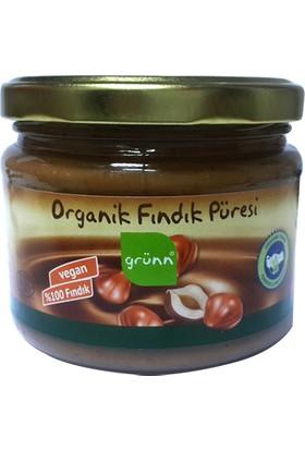 Grünn Organik Fındık Püresi 200 gr