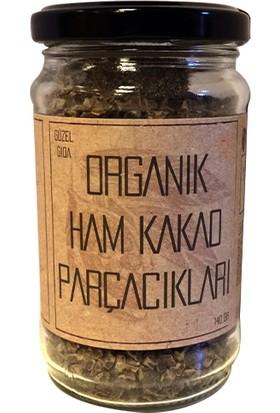 Güzel Ada Gıda Organik Ham Kakao Parçacıkları 140 gr
