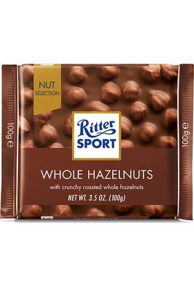 Ritter Sport Whole Hazelnut 100 gr