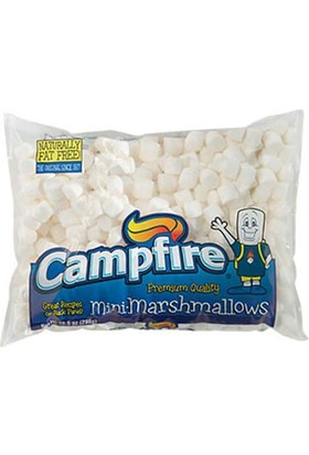 Campfire Marsmallows Mini Beyaz Yumuşak Şeker 300 gr