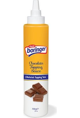 Kent Boringer çikolatalı Dondurma Sosu 750 Gr