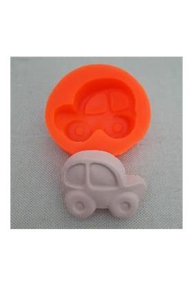 Silikoline araba 1 Sabun Ve Kokulu Taş Kalıbı