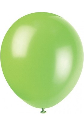 Alpenhaın yeşil Metalize Balon
