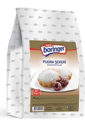 Kent Boringer kent Pudra Şekeri 3 Kg