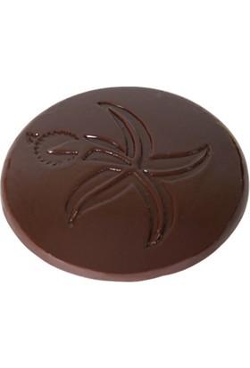 Ovalette Pul / Para Çikolata Bitter 1Kg