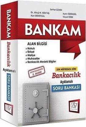 657 Yayınevi Bankam Bankacılık Açıklamalı Soru Bankası