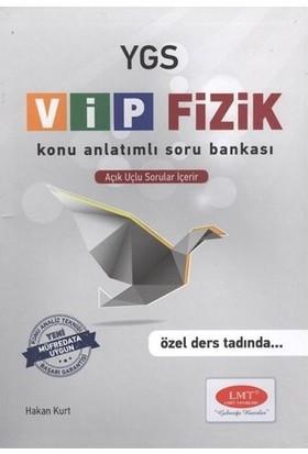 YGS Vip Fizik Konu Anlatımlı Soru Bankası Limit Yayınları