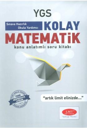 Sınava Hazırlık Okula Yardımcı Kolay Matematik Konu Anlatımlı Soru Bankası
