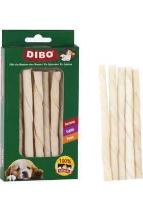 Dibo Köpek Çiğneti Sütlü Burgu Çubuk 100 gr