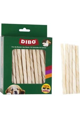 Dibo Köpek Çiğneti Sütlü Burgu Çubuk 400 gr