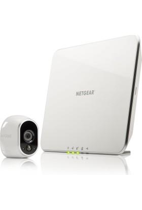 Netgear Arlo VMS3130-100EUS HD Kablosuz Güvenlik Kamerası - Gündüz/Gece (1 Kamera ve Baz İstasyonu)