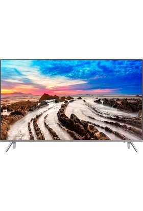 "Samsung UE-49MU8000 49"" 124 Ekran Uydu Alıcılı 4K Ultra HD Smart LED TV"