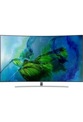 "Samsung QE65Q8C 65"" 165 Ekran Uydu Alıcılı 4K Ultra HD Curved Smart QLED TV"
