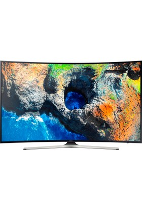 "Samsung UE-55MU7350 55"" 140 Ekran Uydu Alıcılı 4K Ultra HD Curved Smart LED TV"