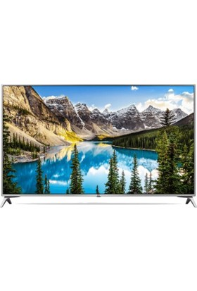 "LG 43UJ651V 43"" 109 Ekran Uydu Alıcılı 4K Ultra HD Smart LED TV"