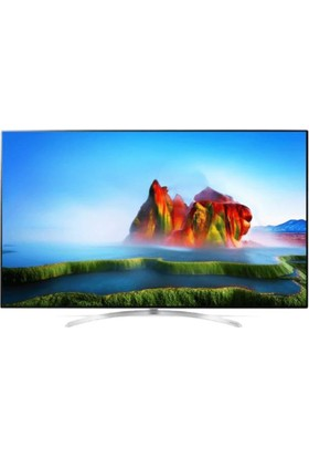 "LG 55SJ950V 55"" 140 Ekran 4K Uydu Alıcılı Smart LED TV"