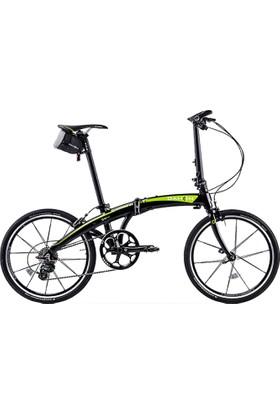 """Dahon Mu Sl11 20"""" Katlanır Bisiklet 2017 Siyah Yeşil"""