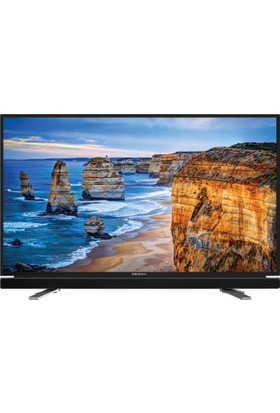 "Grundig 55VLE6565 BL 55"" 140 Ekran Full HD 600 Hz Uydu Alıcılı Smart LED TV"