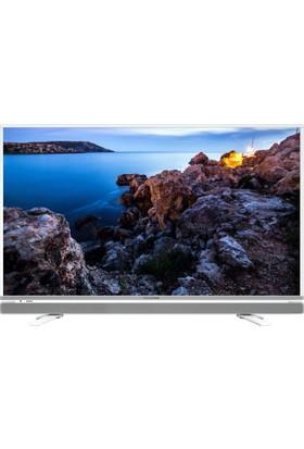 """Grundig 43VLE5537WL 43"""" 109 Ekran Full HD Uydu Alıcılı Beyaz Tasarım LED TV"""