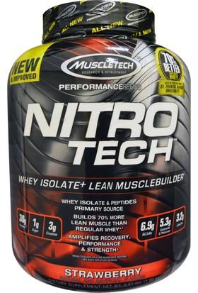 Muscletech Nitro-Tech Performance Series 1800Gr Çilek Aromalı