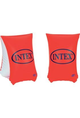 Intex Kırmızı Kolluk 30x15cm (Çift)