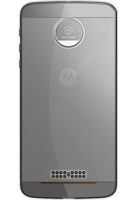Gpack Motorola Moto Z Kılıf 02mm Silikon Case