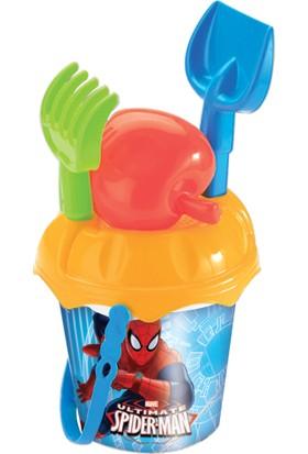 Dede Spiderman Küçük Kova Set