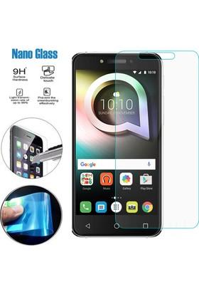 CaseUp Alcatel Shine Lite Ultra İnce Nano Cam