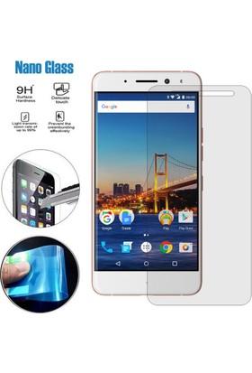 CaseUp General Mobile GM5 Plus Ultra İnce Nano Cam