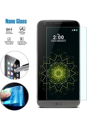 CaseUp LG G5 Ultra İnce Nano Cam