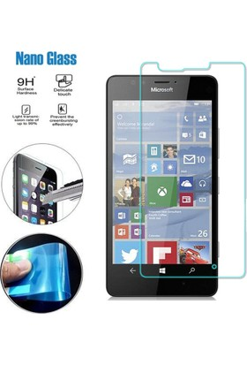 CaseUp Microsoft Lumia 950 Ultra İnce Nano Cam
