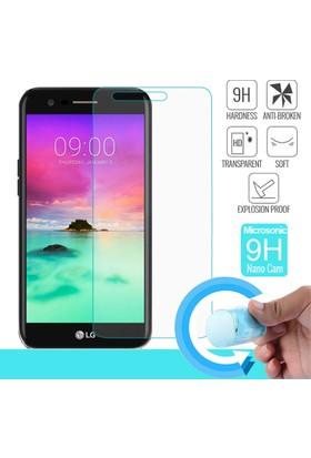 Microsonic LG K8 2017 Nano Cam Ekran koruyucu film