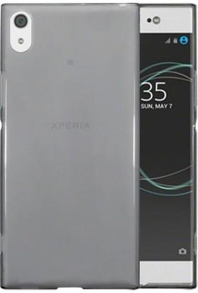 CaseUp Sony Xperia XA1 Ultra İnce Şeffaf Silikon