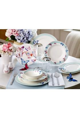 Pierre Cardin 24 Parça 6 Kişilk Günlük Yemek Takımı Papillon Yemek Takımı