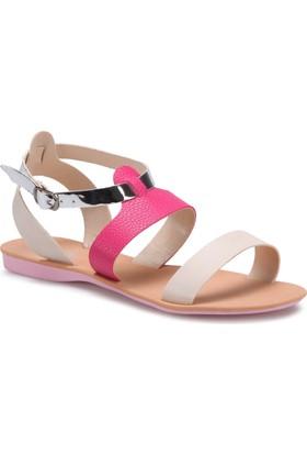 Art Bella RB001 Pembe Kadın Sandalet