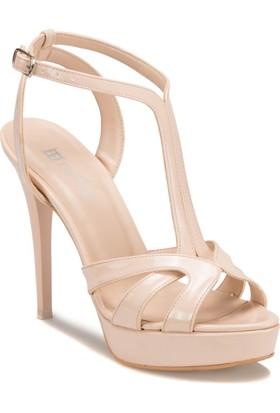 Butigo S837 Vizon Kadın Sandalet