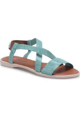 Carmens RB009 Mint Kadın Sandalet