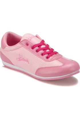 Carmens U1203 Pembe Kadın Sneaker Ayakkabı