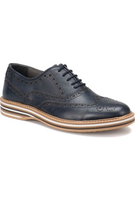 Cordovan 237-1 M 1506 Lacivert Erkek Ayakkabı