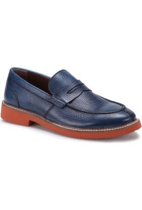Cordovan 70105 M 1506 Lacivert Erkek Ayakkabı