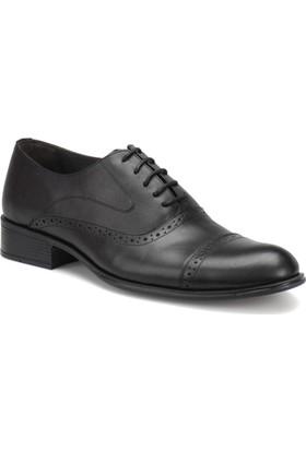 Garamond 854 M 1492 Siyah Erkek Ayakkabı