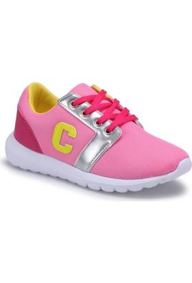 I Cool Talisca Pembe Fuşya Kız Çocuk Sneaker Ayakkabı