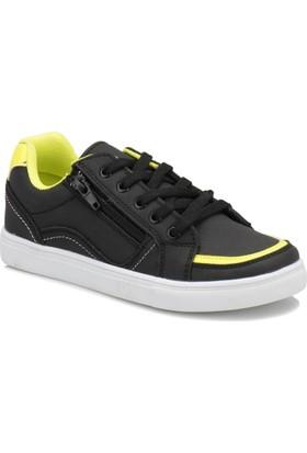 I Cool Yk534 Siyah Erkek Çocuk Spor Ayakkabı