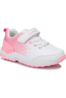 Kinetix İnflat Pembe Beyaz Kız Çocuk Ayakkabı
