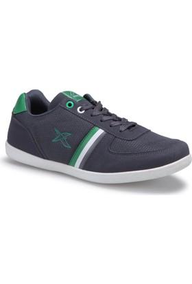 Kinetix Oreta Gri Yeşil Beyaz Erkek Ayakkabı